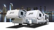 THOR California Fifth Wheels and Travel Trailers