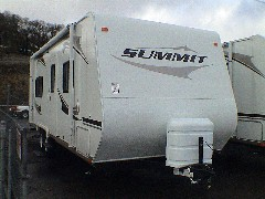 2009 26RBS Summit Wave Travel Trailer